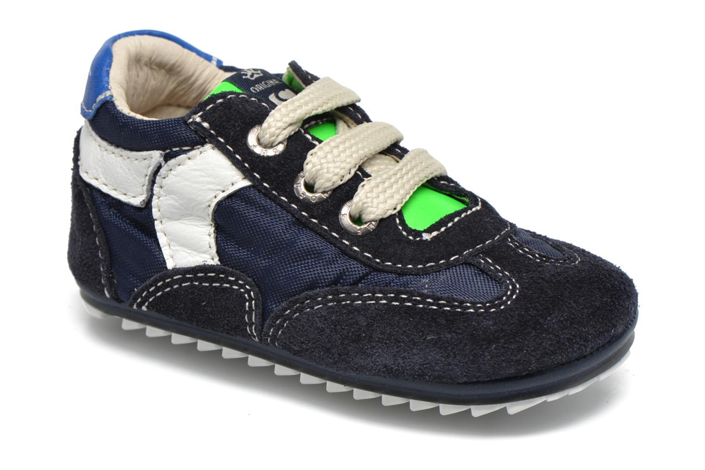 Sneaker Shoesme Sam blau detaillierte ansicht/modell