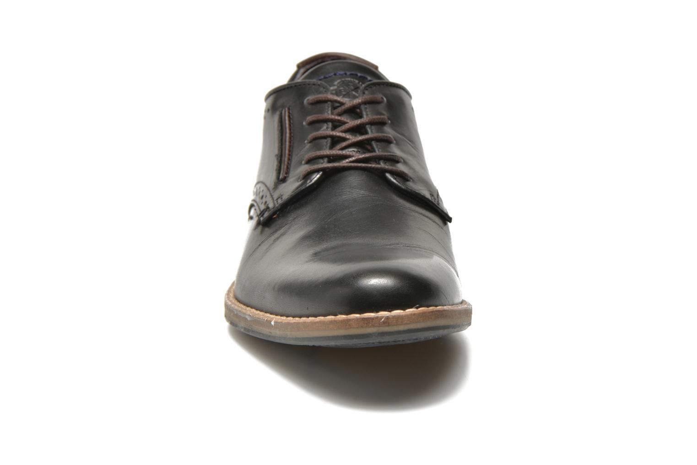 Chaussures à lacets Bullboxer Andre Noir vue portées chaussures