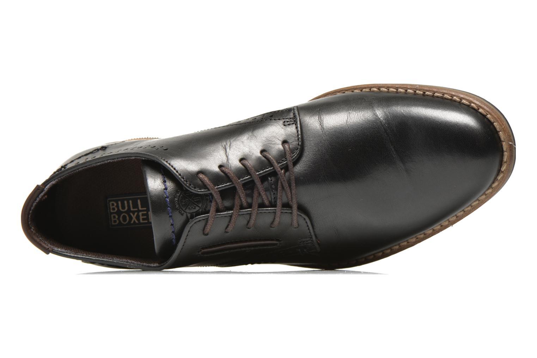 Chaussures à lacets Bullboxer Andre Noir vue gauche
