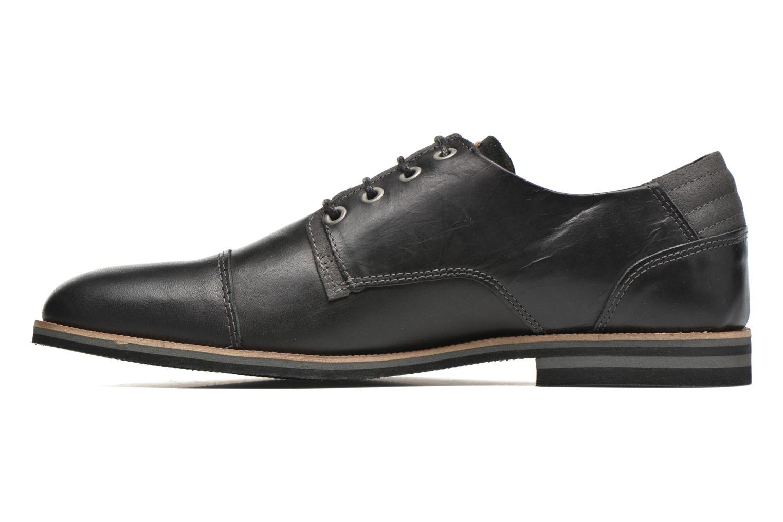 Chaussures à lacets Bullboxer Spiro Noir vue face