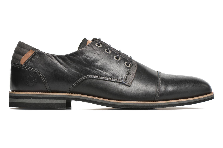Chaussures à lacets Bullboxer Spiro Noir vue derrière