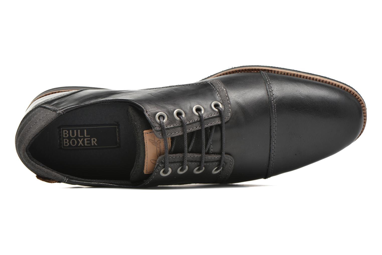 Chaussures à lacets Bullboxer Spiro Noir vue gauche