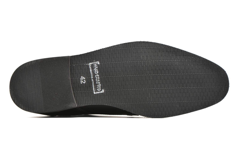 Chaussures à lacets Bullboxer Spiro Noir vue haut
