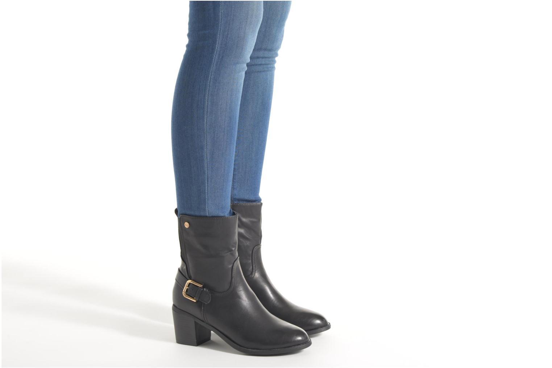 Stiefeletten & Boots Xti Alasia-28515 schwarz ansicht von unten / tasche getragen