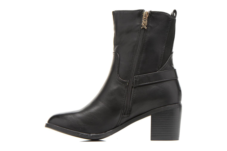 Stiefeletten & Boots Xti Alasia-28515 schwarz ansicht von vorne