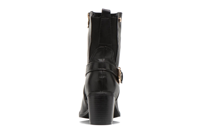 Stiefeletten & Boots Xti Alasia-28515 schwarz ansicht von rechts