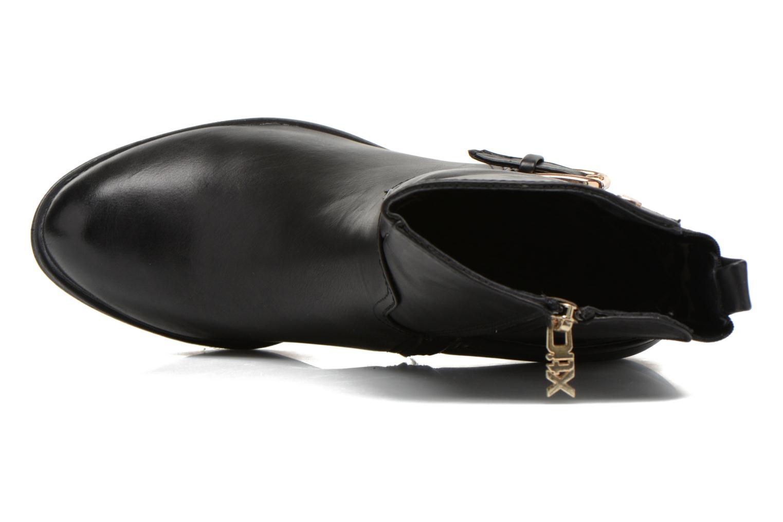 Bottines et boots Xti Alasia-28515 Noir vue gauche