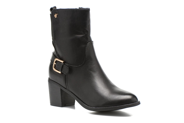 Bottines et boots Xti Alasia-28515 Noir vue détail/paire