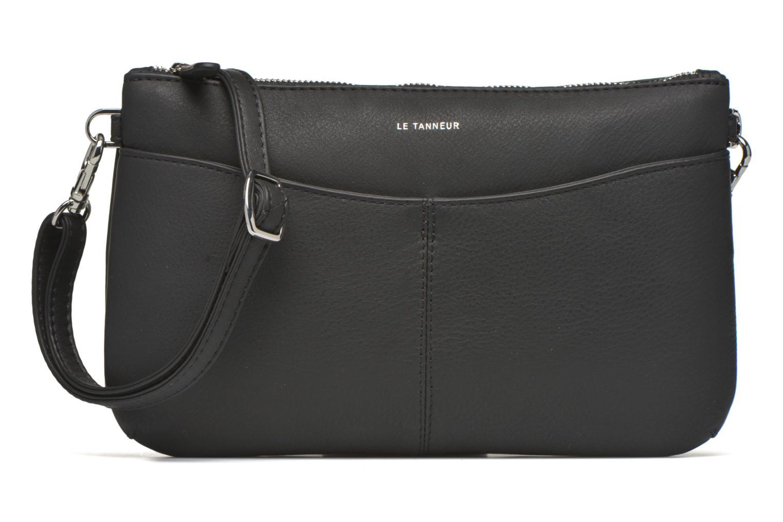 Sacs pochettes Le Tanneur VALENTINE Pochette zippée Noir vue détail/paire