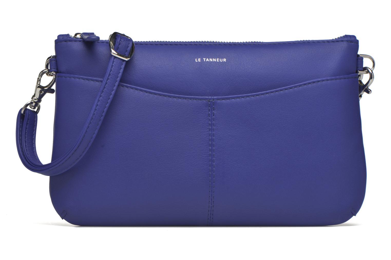 Sacs pochettes Le Tanneur VALENTINE Pochette zippée Bleu vue détail/paire
