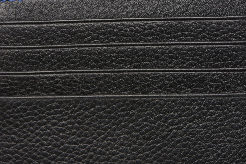 Petite Maroquinerie Le Tanneur MARIUS Porte-papiers 3 poches Noir vue derrière