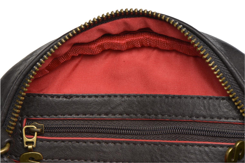 Bolsos de mano Desigual LISBOA GRETA Porté travers Negro vista lateral izquierda