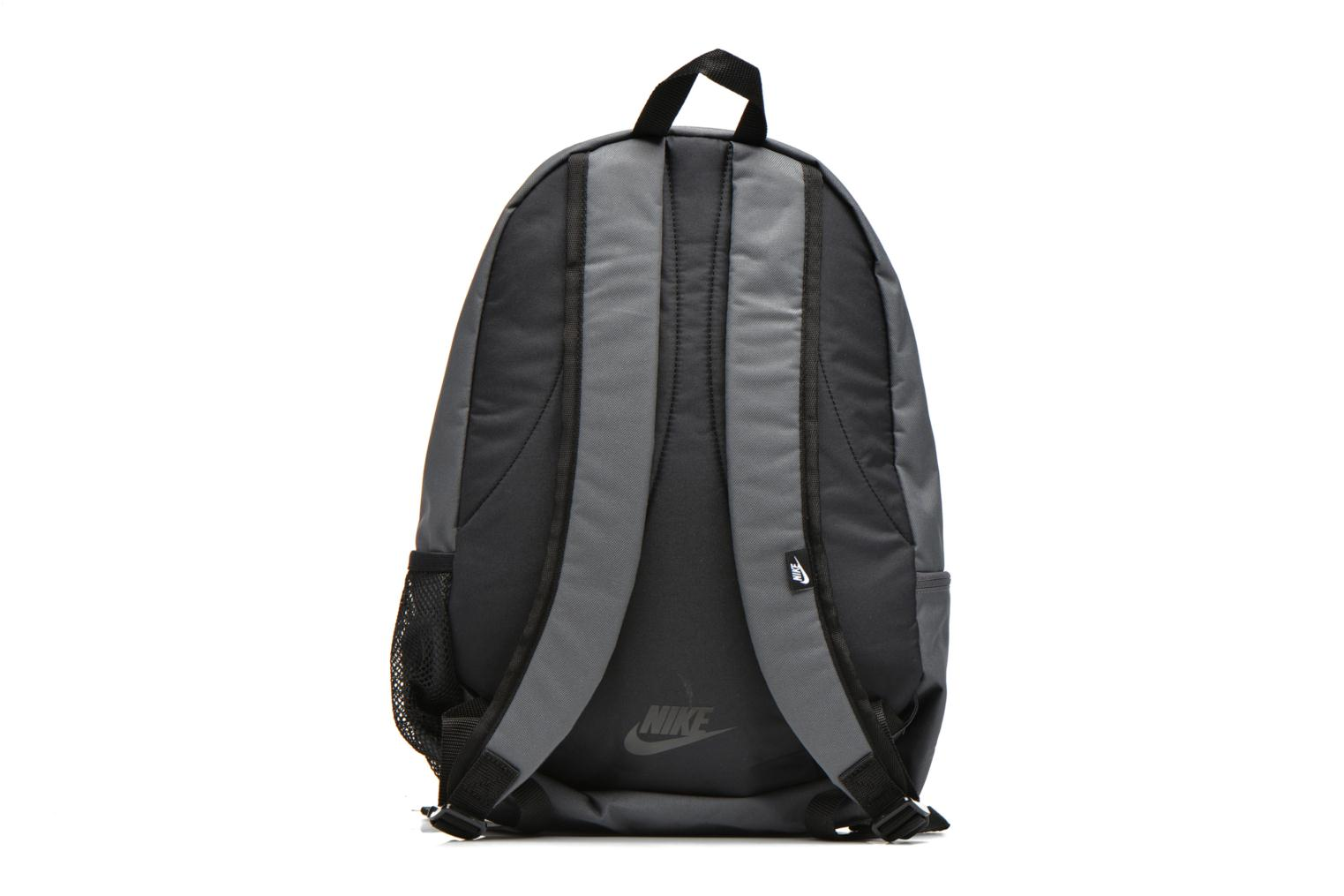Sacs à dos Nike Classic North Solid Backpack Gris vue face