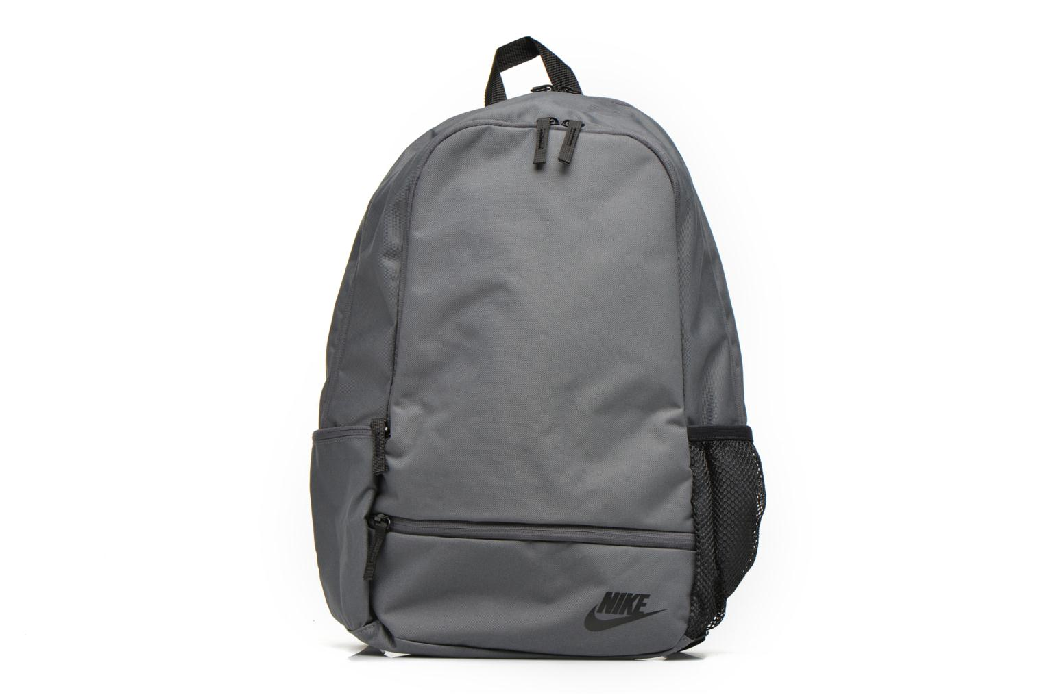 Sacs à dos Nike Classic North Solid Backpack Gris vue détail/paire