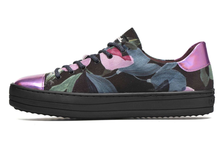 Sneakers Desigual Funky Multicolore immagine frontale