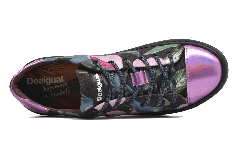 Sneakers Desigual Funky Multicolore immagine posteriore