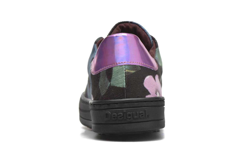 Sneakers Desigual Funky Multicolore immagine dall'alto