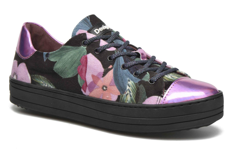 Grandes descuentos últimos zapatos Desigual Funky (Multicolor) - Deportivas Descuento