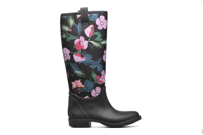 Ankle boots Desigual Rain boot Multicolor back view