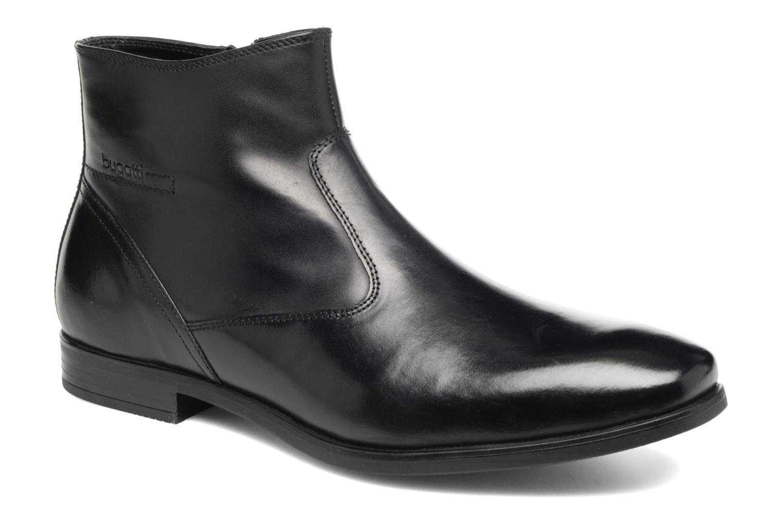 Bottines et boots Bugatti Savio Evo R3550 Noir vue détail/paire