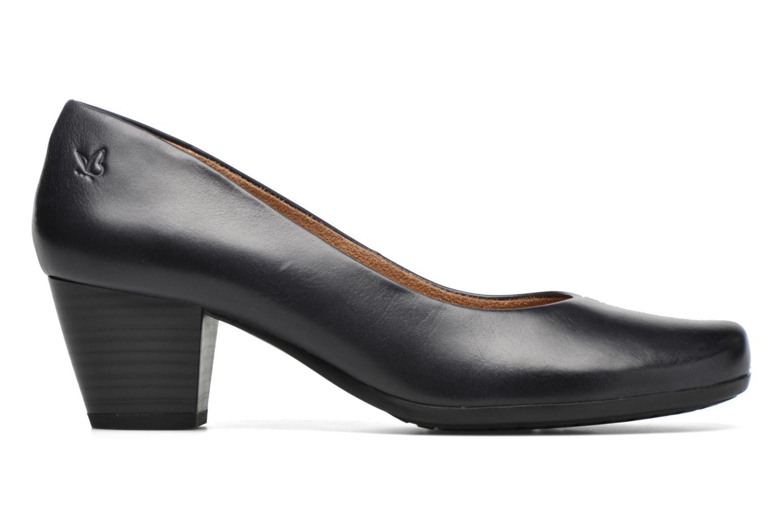 Zapatos de tacón Caprice Shante Azul vistra trasera