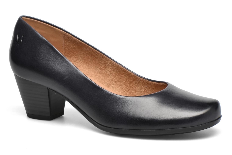 Zapatos de tacón Caprice Shante Azul vista de detalle / par