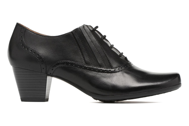Chaussures à lacets Caprice Shante Lace boot Noir vue derrière