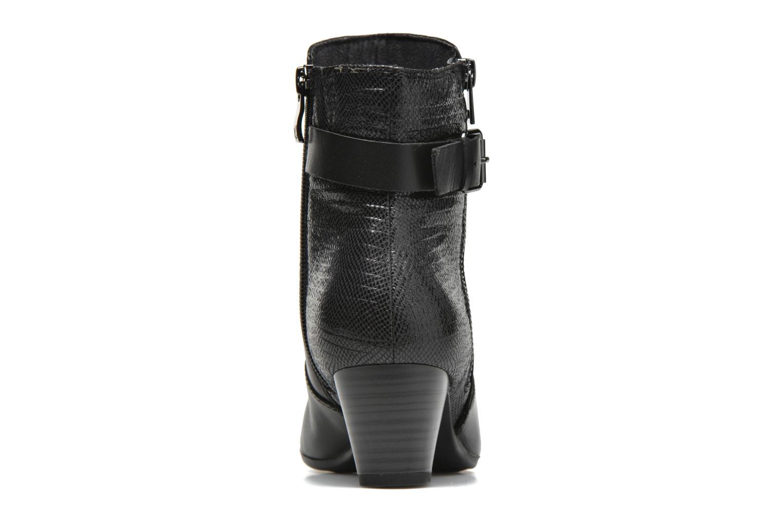 Bottines et boots Caprice Dora Bootie Noir vue droite