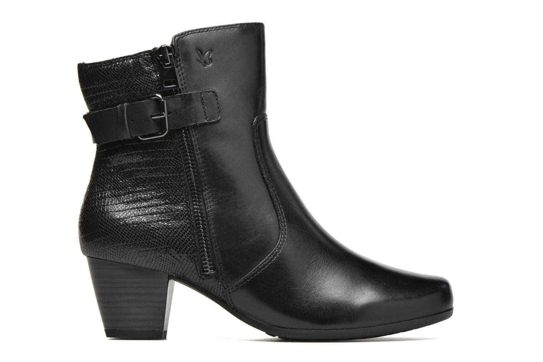 Bottines et boots Caprice Dora Bootie Noir vue derrière