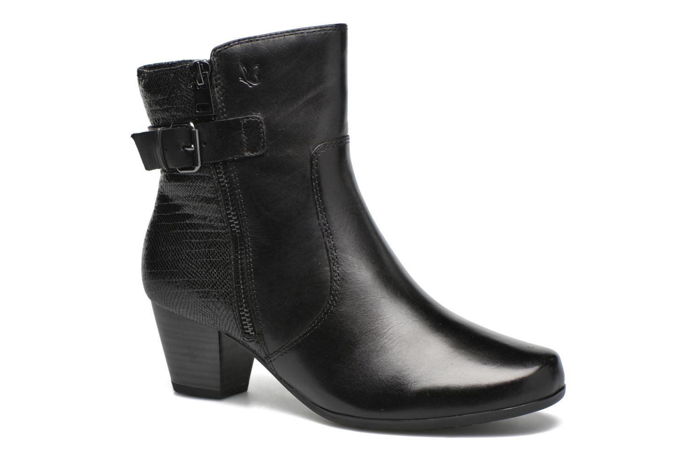 Bottines et boots Caprice Dora Bootie Noir vue détail/paire