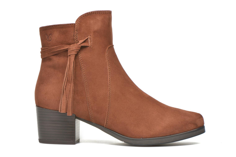 Bottines et boots Caprice Bella 2 Marron vue derrière