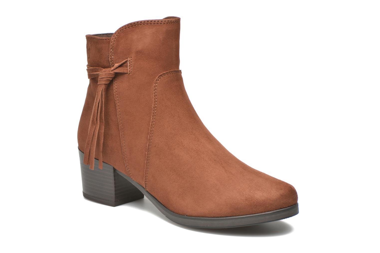 Bottines et boots Caprice Bella 2 Marron vue détail/paire
