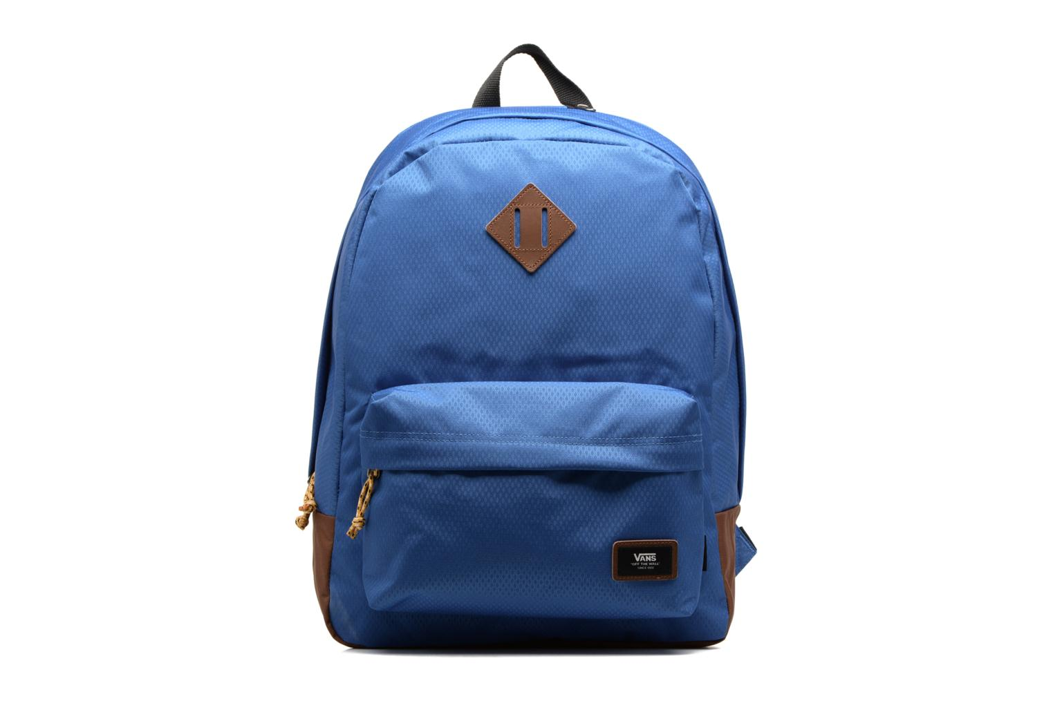 Rucksacks Vans OLD SCHOOL PLUS Blue detailed view/ Pair view