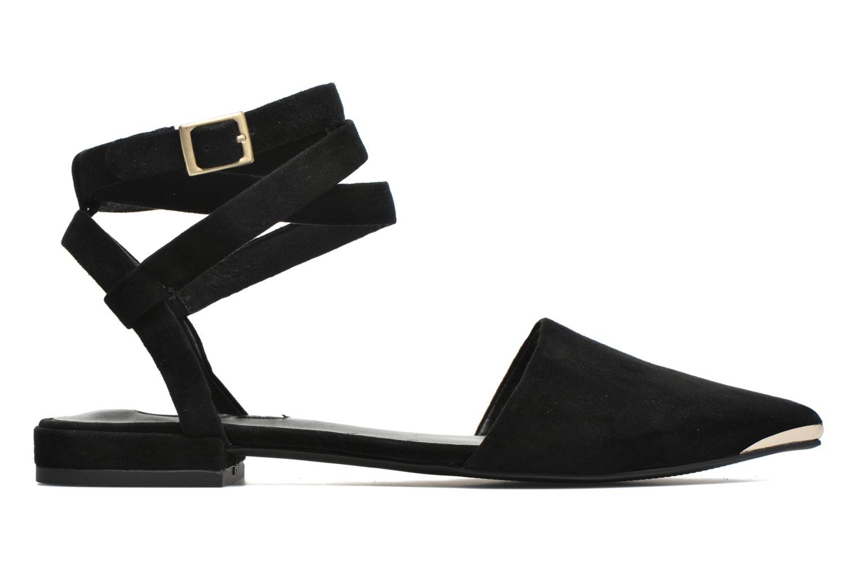 Sandales et nu-pieds SENSO Fleur II Noir vue derrière