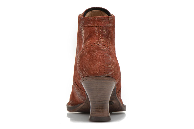 Bottines et boots Neosens Rococo S865 Marron vue droite