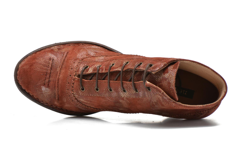 Bottines et boots Neosens Rococo S865 Marron vue gauche