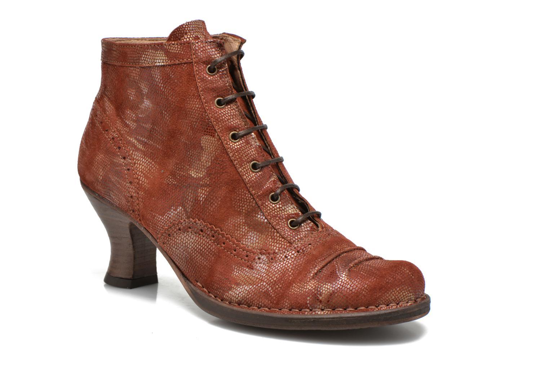 Bottines et boots Neosens Rococo S865 Marron vue détail/paire