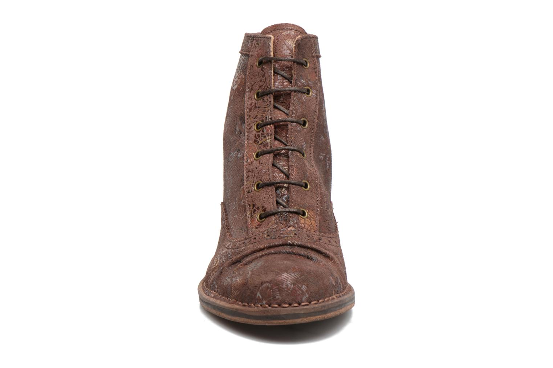 Bottines et boots Neosens Rococo S865 Marron vue portées chaussures
