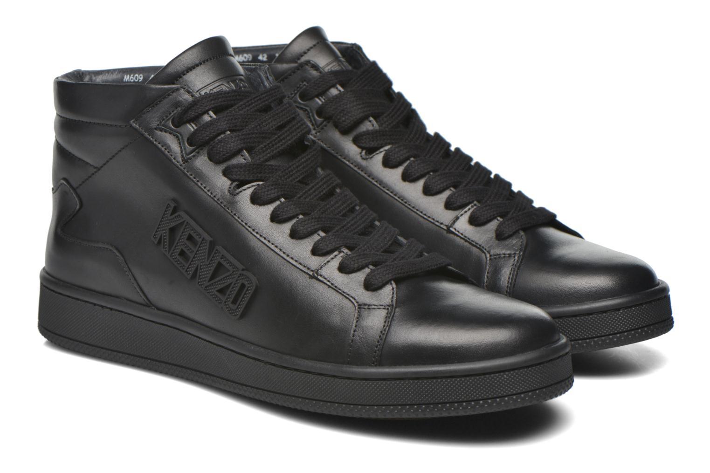 Sneakers Kenzo Tearx Svart 3/4 bild