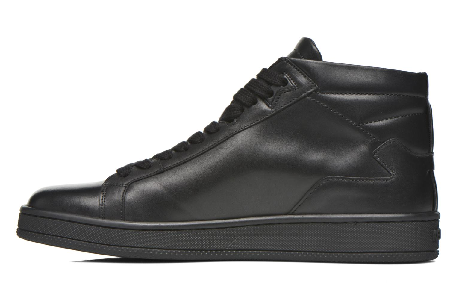 Trainers Kenzo Tearx Black front view