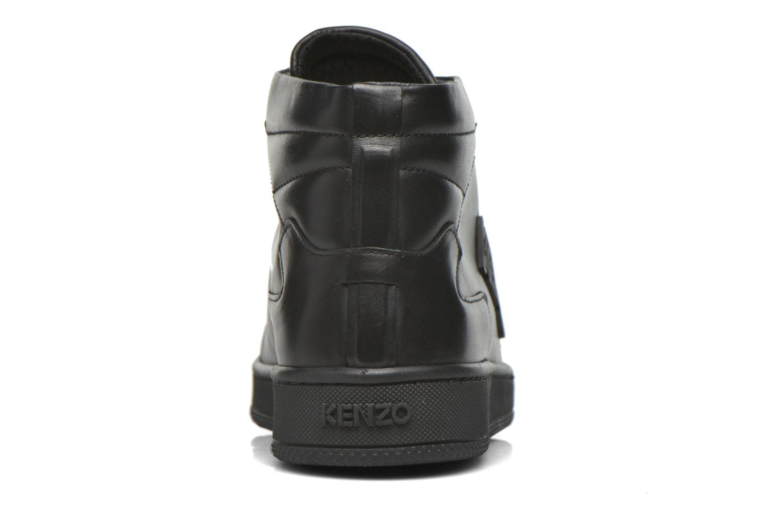 Trainers Kenzo Tearx Black view from the right
