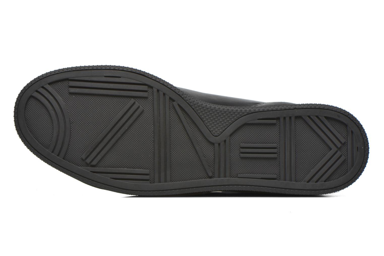 Sneaker Kenzo Tearx schwarz ansicht von oben