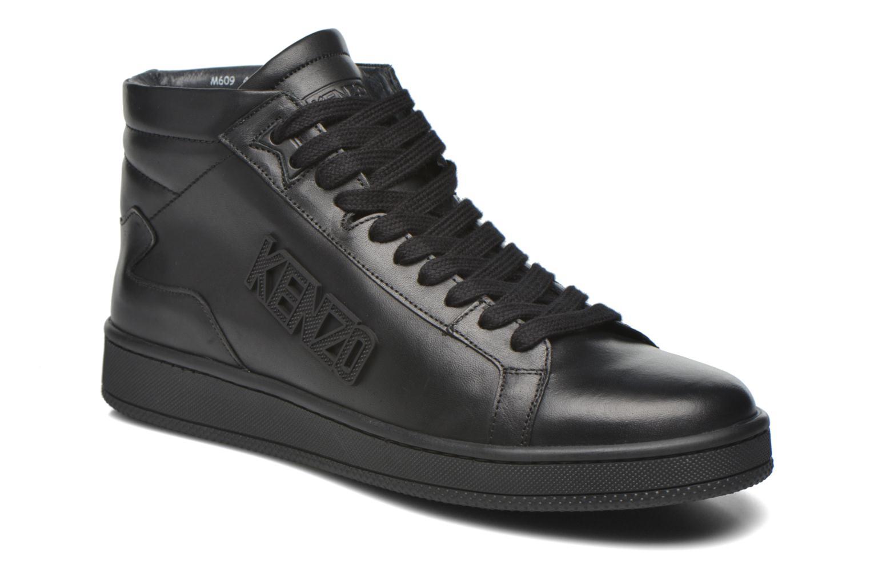 Sneaker Kenzo Tearx schwarz detaillierte ansicht/modell