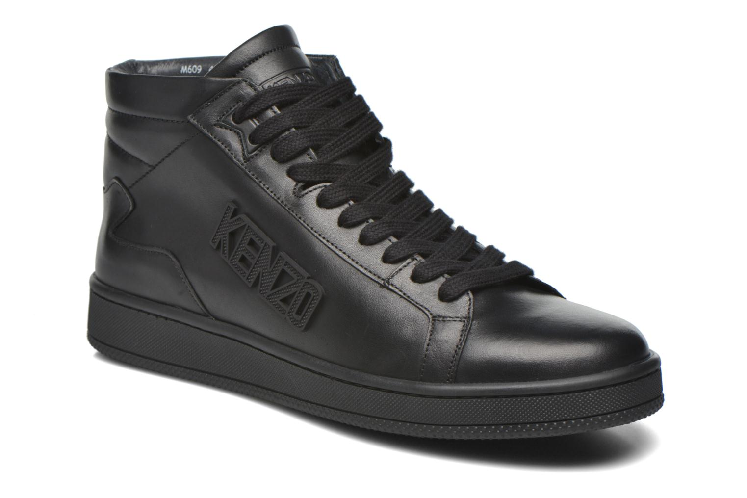Trainers Kenzo Tearx Black detailed view/ Pair view