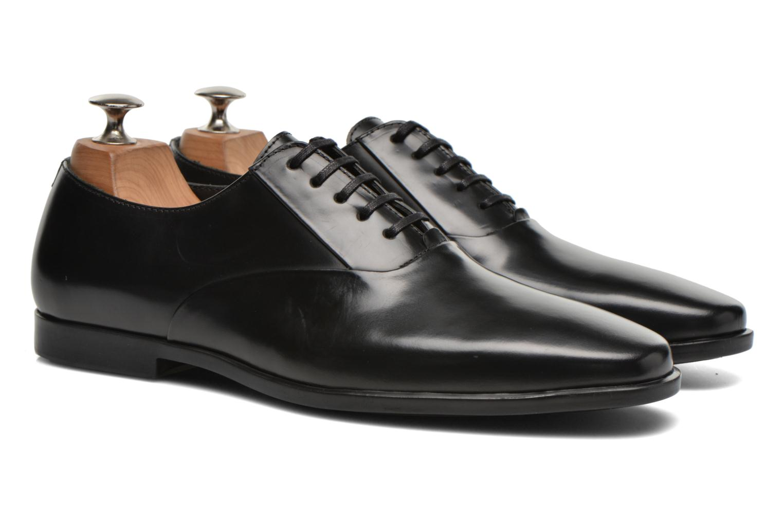 Zapatos con cordones Kenzo Jiminy Negro vista 3/4