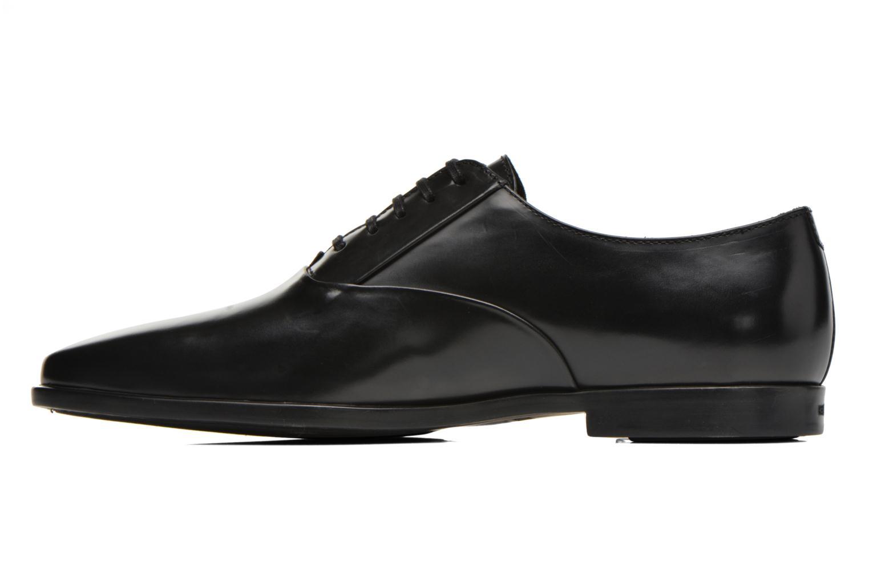 Zapatos con cordones Kenzo Jiminy Negro vista de frente