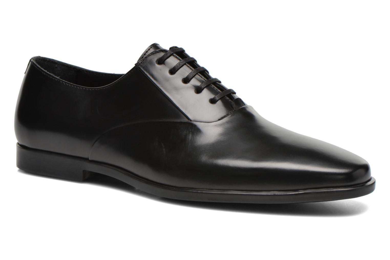 Zapatos con cordones Kenzo Jiminy Negro vista de detalle / par