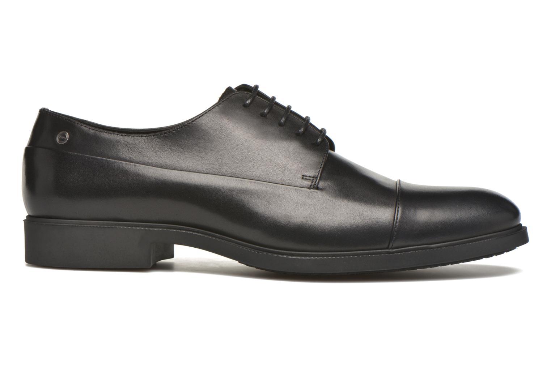 Snörade skor Kenzo Waldo Svart bild från baksidan