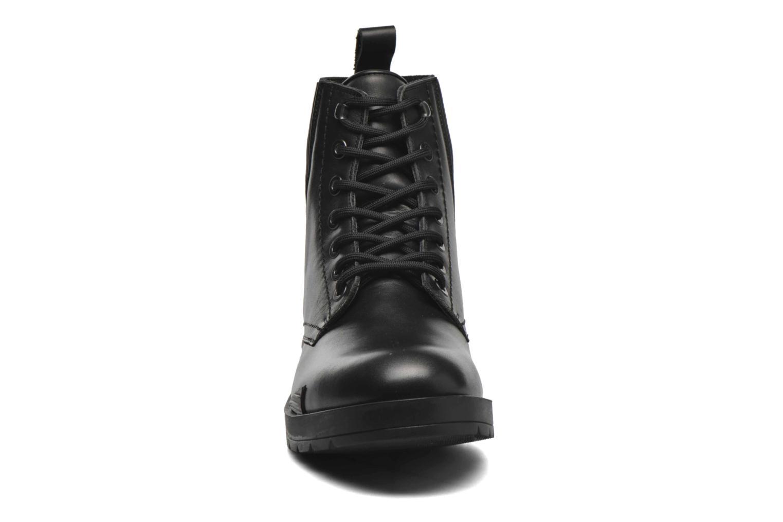Bottines et boots Kenzo Raid Noir vue portées chaussures