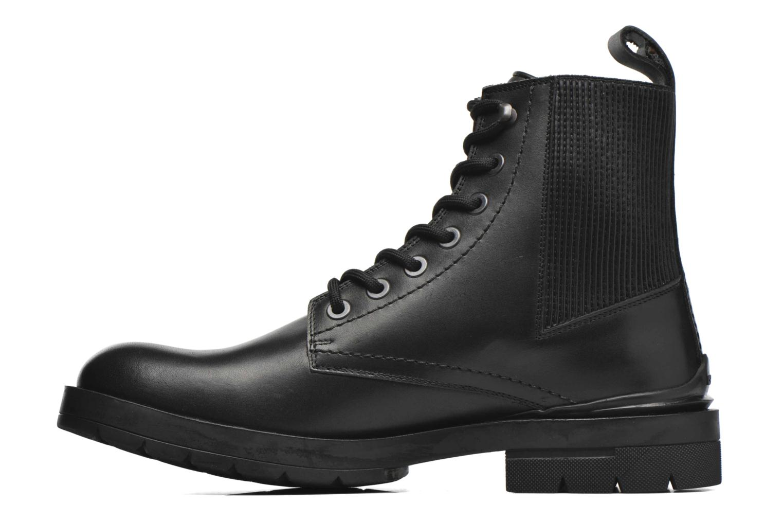 Bottines et boots Kenzo Raid Noir vue face
